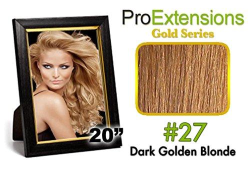 UPC 609465142296, ProExtensions - Pro Cute - Gold Series (#27 Dark Golden Blonde)