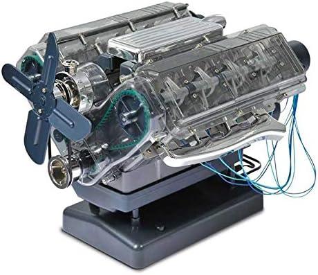 Motor V8 DE COMBUSTIÓN Interna: Amazon.es: Juguetes y juegos