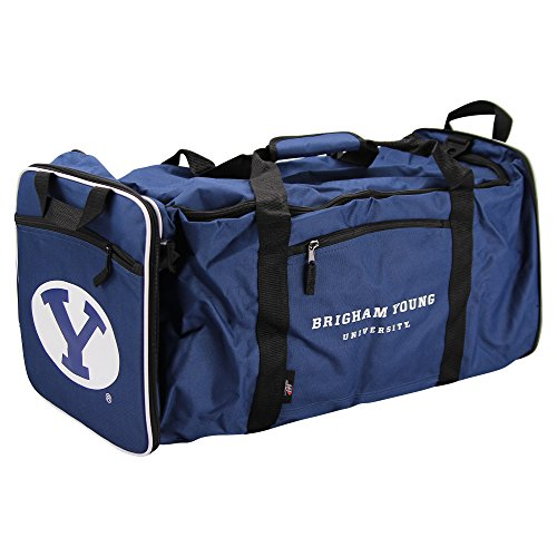 - NCAA Team Logo Extended Duffle Bag (Bringham Young Cougars)