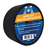 Intertape Polymer Group GT7250B Premium Grade Gaffer's Tape, 2.83-Inch x 54.7-Yard, Black