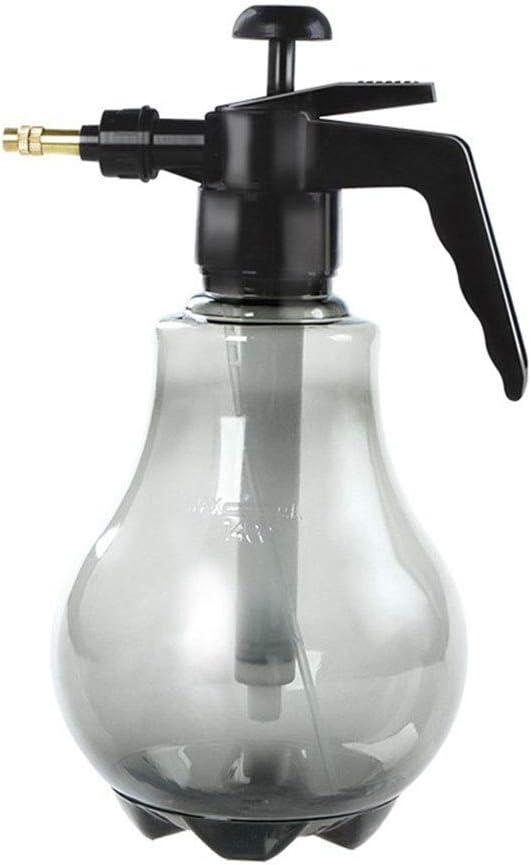 1.5L Botella de Spray neumático Planta de la Flor del pote de riego Botellas del Aerosol del jardín de Mister pulverizador de peluquería Plantación Hervidor Botella de Spray (Color : Gray)