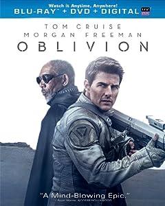 Cover Image for 'Oblivion (Blu-ray + DVD + Digital Copy + UltraViolet)'