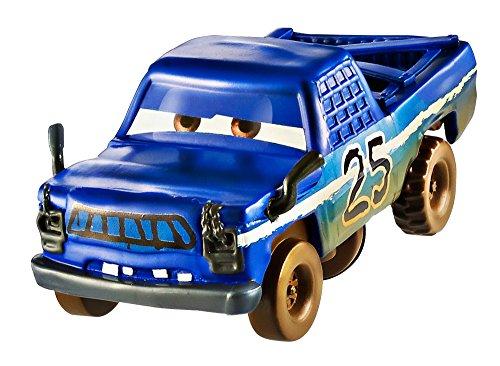 Disney Pixar Cars 3 Crazy 8 Crashers Broadside Vehicle, 1:55 Scale