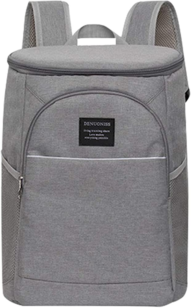 JHhome Large Cooler Backpack Insulated Leak Proof Backpack Cooler Bag Lightweight Soft Lunch Backpack with Cooler for Men Women Beach Picnics,Camping,Hiking,Park,Day Trips