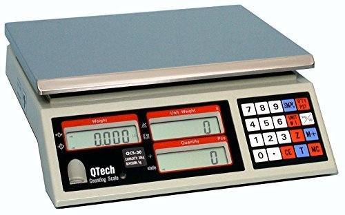 Purchase QTech QCS-65 Counting Scale (60lb capacity) occupation