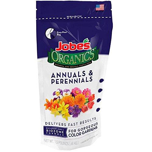 Jobe's Organics 9621 Fertilizer, 1.5 lb, Brown