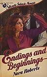 Endings and Beginnings, Nora Roberts, 0671461575