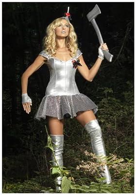 Leg Avenue Women's Tempting Tin Man Costume
