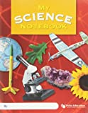 Delta Education 64 Pages My Science Notebook, 9'' Length x 7'' Width, Grades 3-6 (Pack of 10)