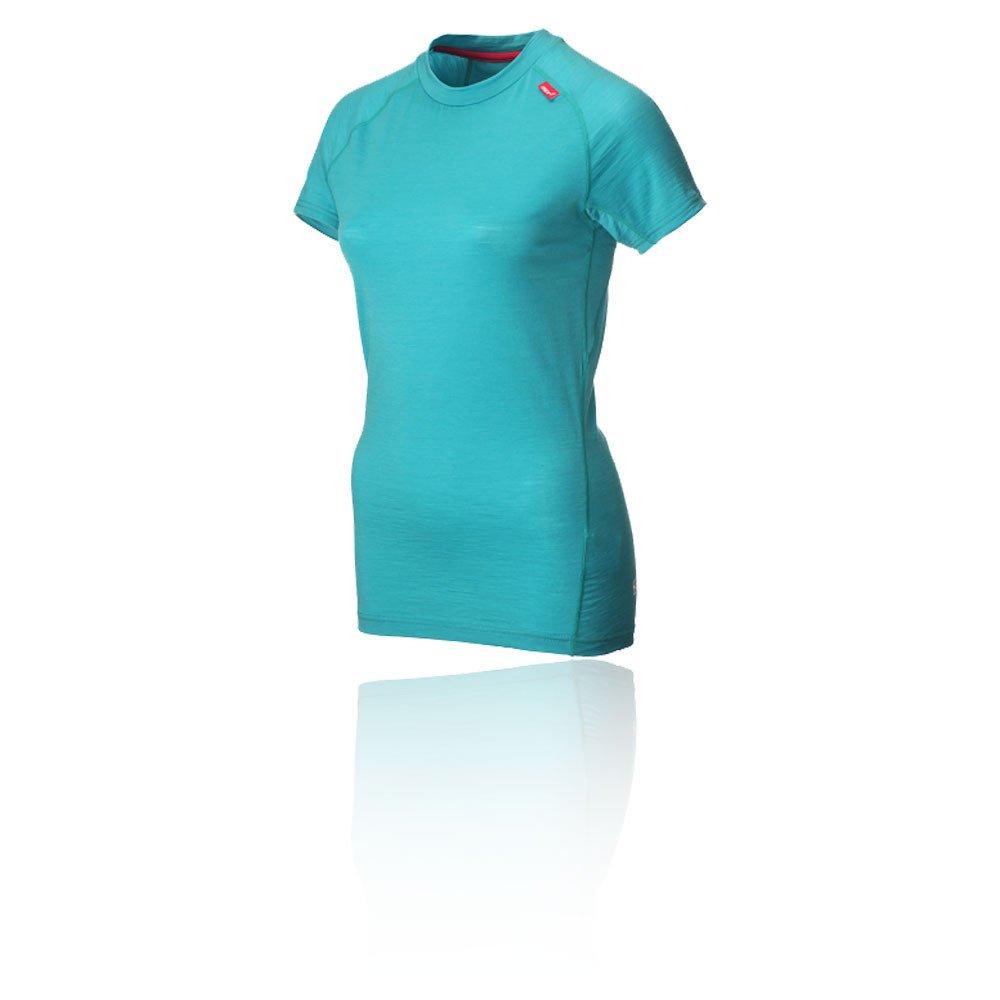 TALLA XL. Inov8 ATC Merino Manga Corta Women's Camiseta Para Correr - SS17