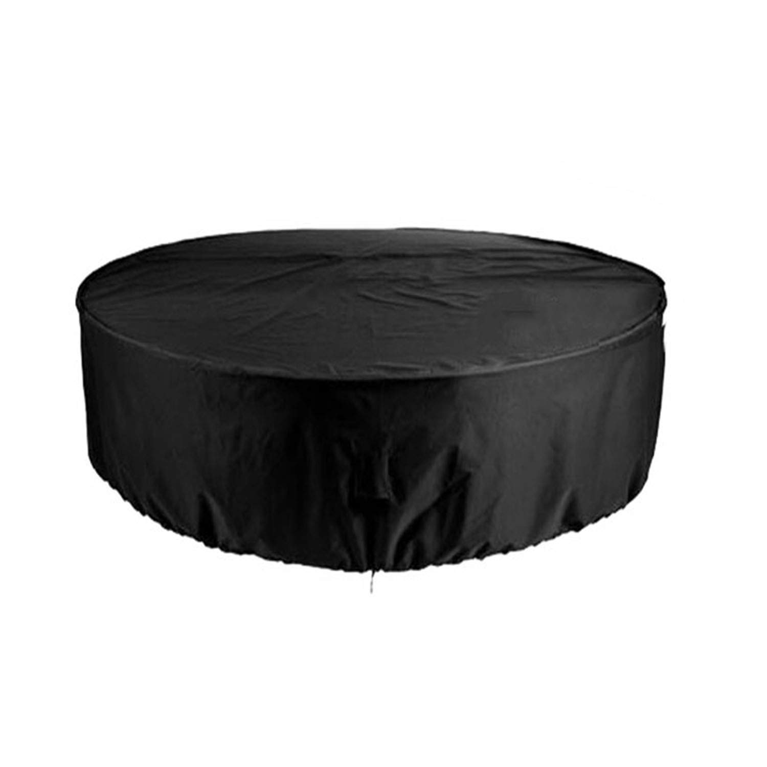 100% Waterproof, Heavy Duty Patio Round Fire Pit/Table/Bowl Cover 32-90 Inch,32''Lx32''wx16 H JHKJ