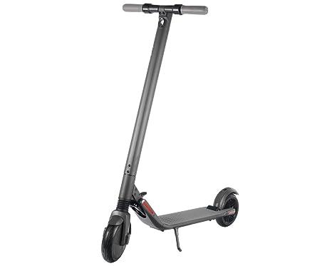 Segway ES2 - Patinete Eléctrico, 25 km/h,15.5 mph, Unisex Adult, Gris (Dark Grey)