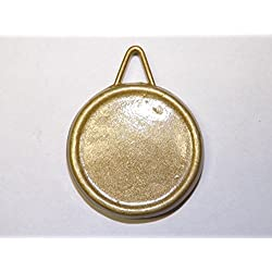 Ingraham Antique Mantel Clock Part Pendulum Bob NEW Round Shape 2.5