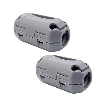 Aibecy Piezas de la impresora 3D 1.75 mm Filtros de limpieza de filamentos Bloque de limpieza de espuma de goma Eliminaci/ón de polvo para ABS PLA PETG u otros filamentos de impresi/ón