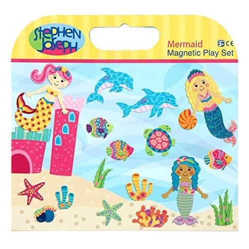 (Stephen Joseph Magnetic Play Set, Mermaid)