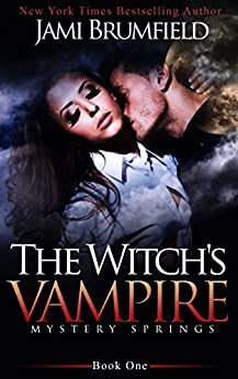 Witchs Vampire Mystery Springs Book ebook product image