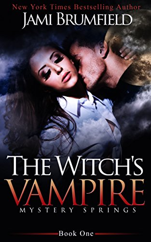 - The Witch's Vampire (Mystery Springs Series Book 1)