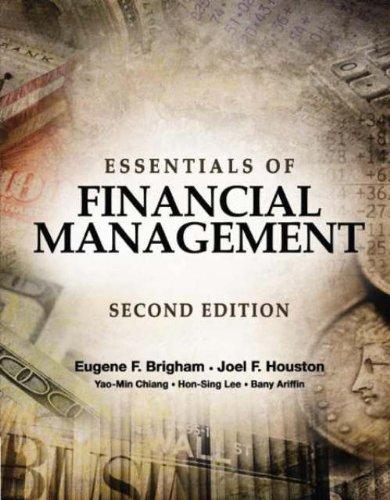 Download Essentials of Financial Management ebook