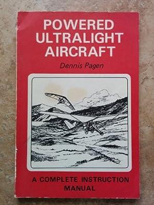 Powered ultralight aircraft