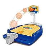 WA Popular Finger Desktop Shooting Machine Kids Board Game Tabletop Mini Ball Playing Toy Boys Girls Fun Birthday Gift