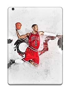 Nathan Tannenbaum's Shop 9022548K159547512 basketball nba derrick rose NBA Sports & Colleges colorful iPad Air cases