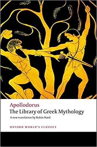 Image result for the library of greek mythology apollodorus