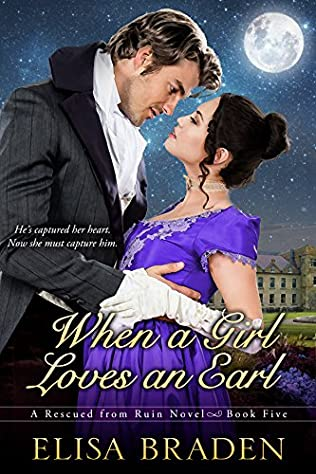 book cover of When a Girl Loves an Earl