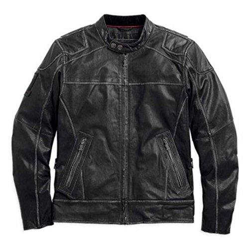 Harley Davidson Leather Motorcycle Jackets For Men - 6