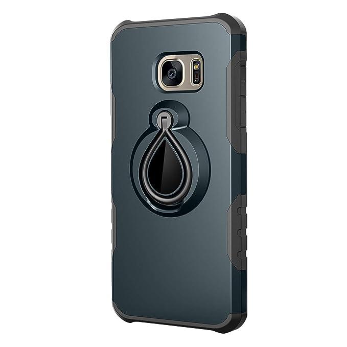 Amazon.com: Funda compatible con Galaxy S7 Ultra delgada de ...