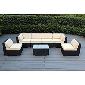 51q1P716TML._SS300_ Best Wicker Patio Furniture Sets For 2020