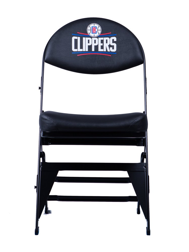Spec Seats Official NBA Licensed X-Frame Courtside Seat Los Angeles Clippers