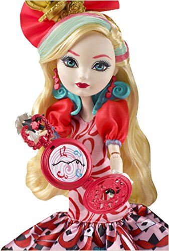 Ever After High Way Too Wonderland Apple White Doll Buy