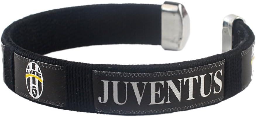 Amazon.com: Juventus pulsera pulsera en negro – Fútbol Club ...