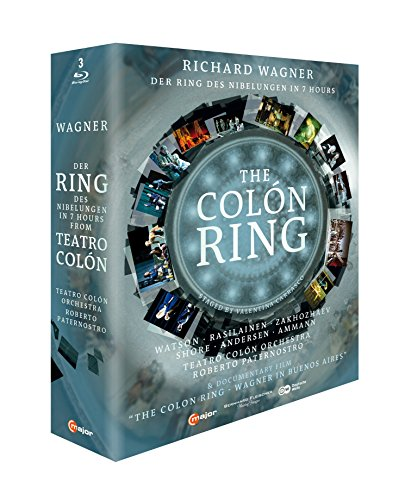Roberto Paternostro - Colon Ring: Der Ring Des Nibelungen in 7 Hours (3PC)