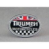 Metal Enamel Pin Badge Brooch Biker Bike Badge (T)