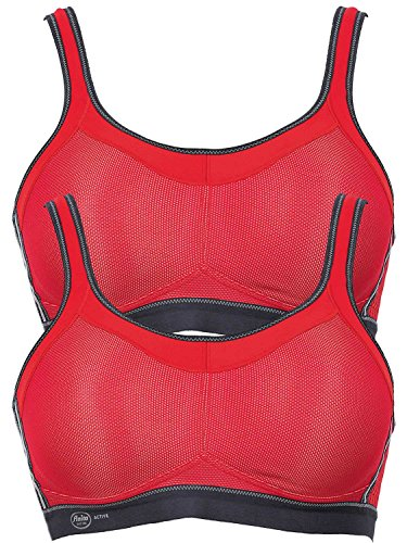 Anita Women's Wire Free Sports Bra 5529 (Pack of 2)