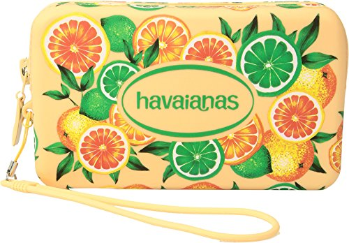 Havaianas Unisex Minibag Paradise Light Orange One Size by Havaianas