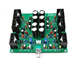 HOOD1969 Class A Headphone Amplifier Small Preamp Board Finished Board