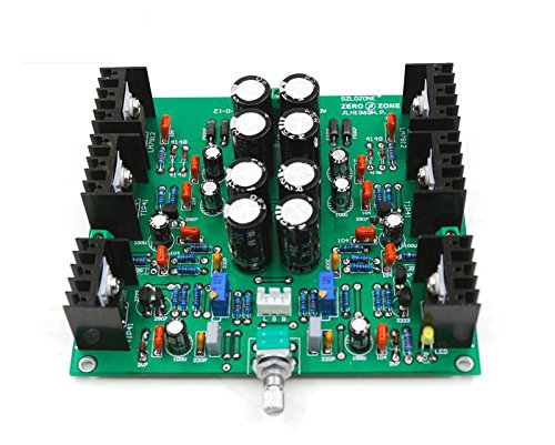 HOOD1969 Class A Headphone Amplifier Small Preamp Board Finished Board by Jolooyo