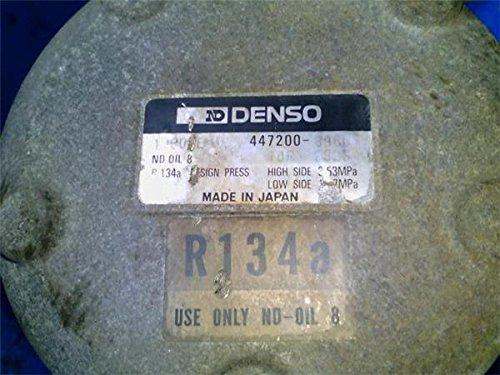 ダイハツ 純正 ハイゼット S200 S210系 《 S200P 》 エアコンコンプレッサー P80600-18008958