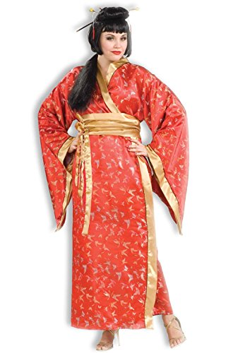 Madame Butterfly Plus Size Costumes - Madame Butterfly Costume - Plus Size