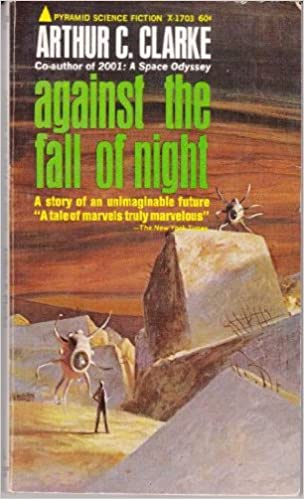 Book Against the Fall of Night