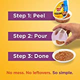 Meow Mix Simple Servings 2 Single Serve Cups with