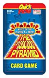 : Quick Picks Pyramid Travel Card Game in a Tin