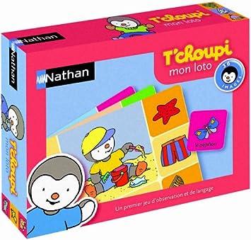 Finest nathan loto tuchoupi jeu ducatif jeu de socit with tchoupi photo - Tchoupi et dodo ...