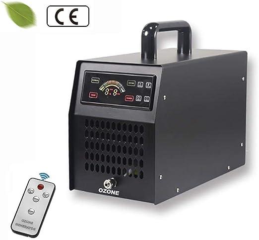Oz3 Generador de ozono Comercial 5000 MG/h Ajuste de 5 Grados ...
