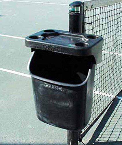 Tennis Court Accessories - Court Vallets - Court Vallet - BLACK by Har-Tru