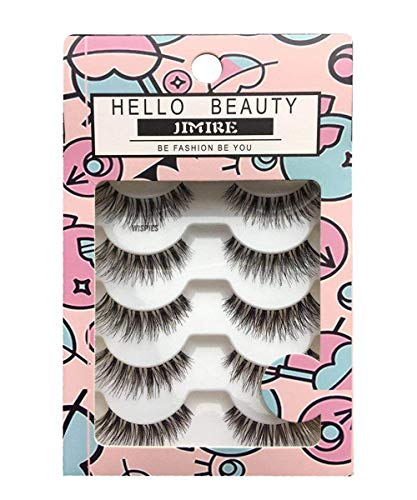 HELLO BEAUTY Multipack Demi Wispies Fake ()