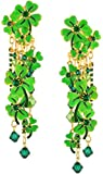Lunch at The Ritz 2GO Field of Clover Earrings Clips