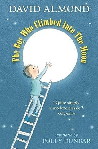 book cover of The Boy Who Climbed into the Moon